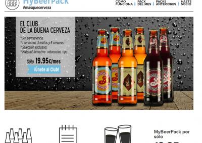 My Beer Pack